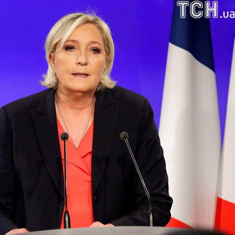 Парламент Франції зняв з Ле Пен депутатську недоторканність