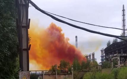 Не делали замеров целых газов: еколог предупредила об опасности из-за аварии на химзаводе под Ровно