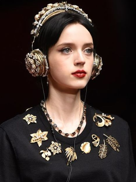 Dolce&Gabbana коллекция прет-а-порте осень-зима 2015-2016 / © Getty Images