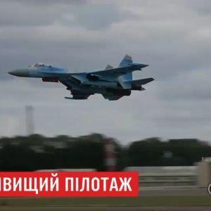 """Українські льотчики-винищувачі стали найкращими на світових авіашоу """"Riat-2019"""""""
