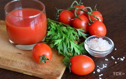 Заготівлі на зиму: помідори у власному соку
