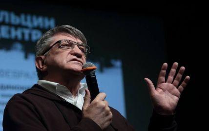 Российский режиссер поразил своей речью о Сенцове и защите митингующих