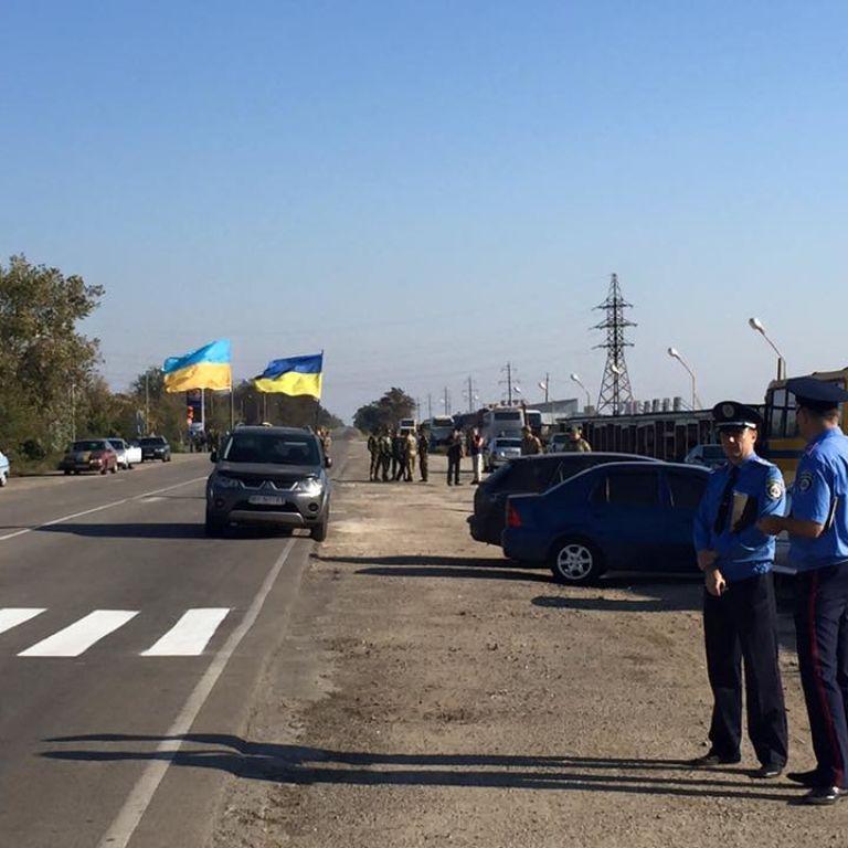 Блокада Крыма. Крымские татары и активисты уже начали подготовку к акции