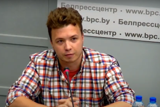 В Беларуси рассказали, по каким статьям обвиняют Протасевича и Сапегу