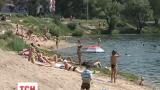 Врачи советуют купаться только на официально открытых пляжах