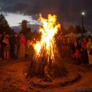 Самая магическая ночь года: украинцы отмечают праздник Ивана Купала