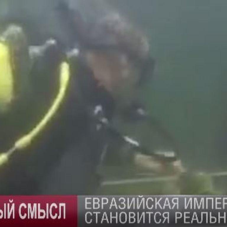Сакральная география. Российский канал приравнял Путина к Македонскому