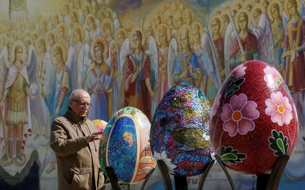 Всеукраинский фестиваль писанок / © Reuters