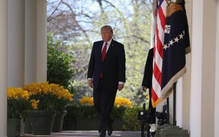 Трамп готов нанести новые авиаудары по Сирии
