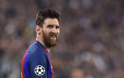 """Список Мессі. Аргентинець назвав п'ятьох гравців, яких хоче бачити в """"Барселоні"""""""