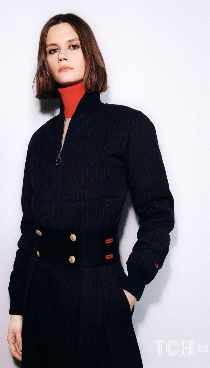 Колекція Victoria Beckham прет-а-порте сезону осінь-зима 2021-2022 / © East News