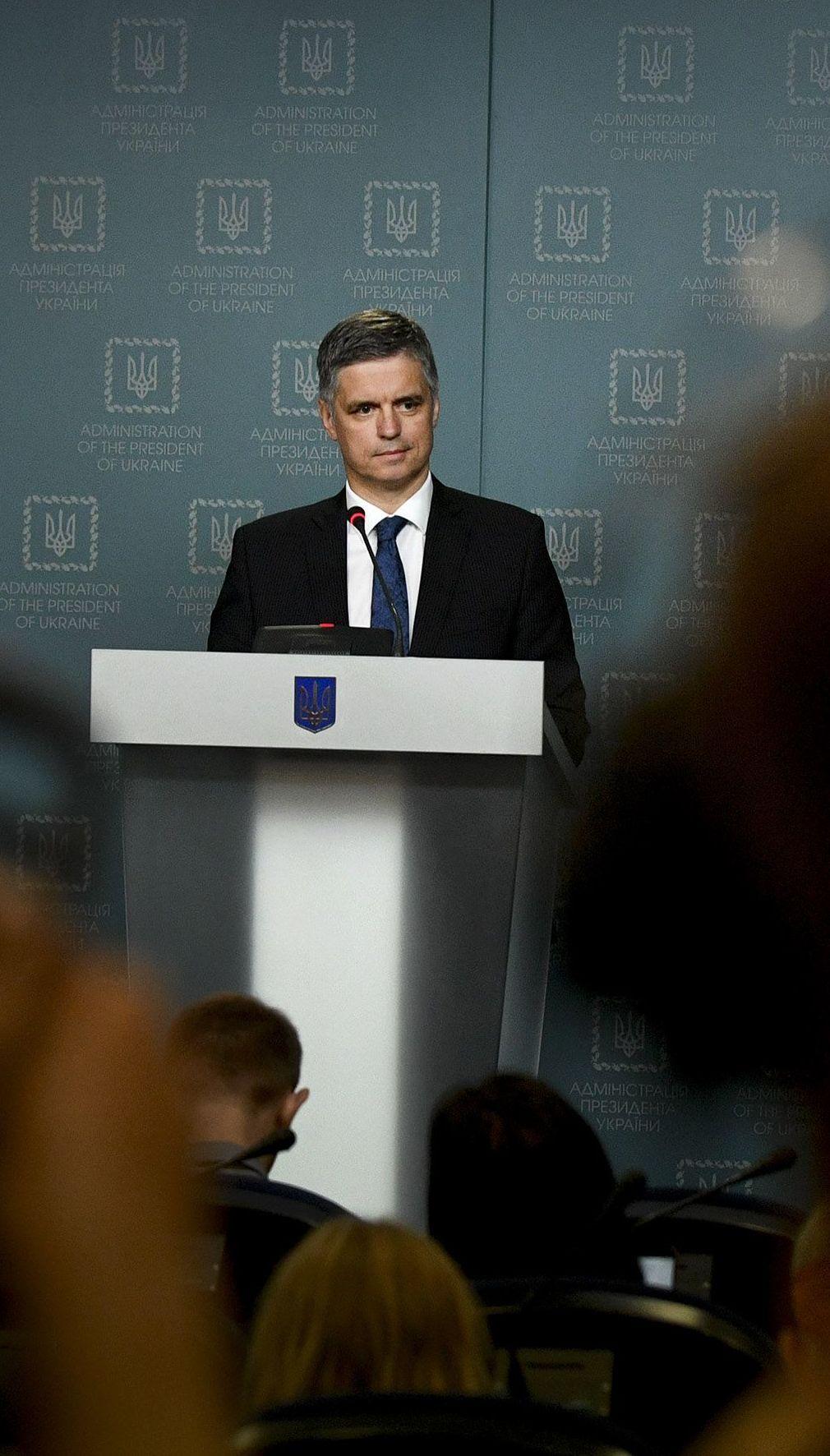 Україна не закріплюватиме в Конституції особливий статус Донбасу – Пристайко