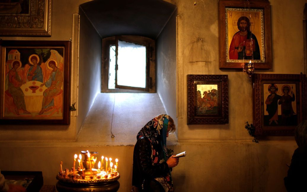 Верующие в Тбилиси, Грузия / © Reuters