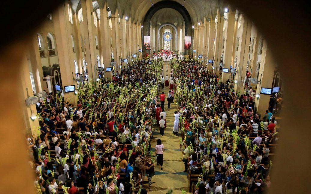 Католическое служение в Маниле, Филиппины / © Reuters