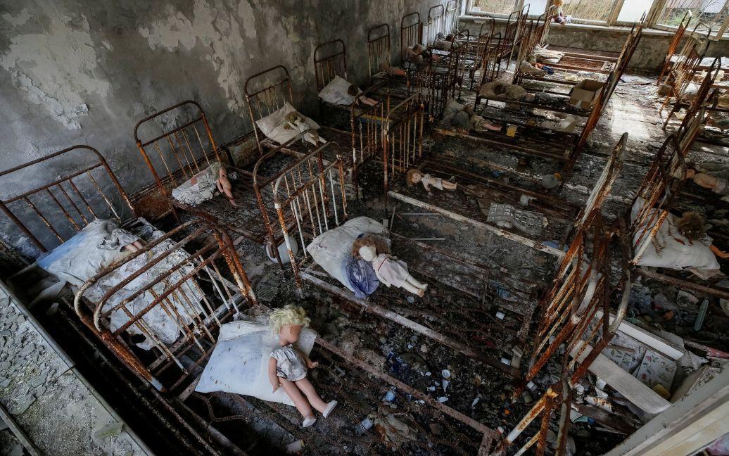 Фото из Зоны отчуждения / © Reuters