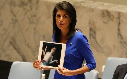 РФ должна прекратить покрывать преступления Асада - постпред США в ООН