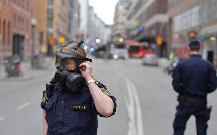 Подробности наезда в Стокгольме: грузовик был краденным, а горожане слышали стрельбу