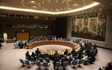 РФ заблокировала проект резолюции Совбеза ООН из-за химатаки в Сирии
