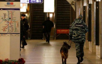 В РФ задержали 8 подозреваемых в дела о теракте в метро Санкт-Петербурга