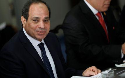 После терактов президент Египта поручил ужесточить охрану границ