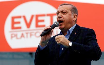 Эрдоган призвал Кремль перестать защищать Асада