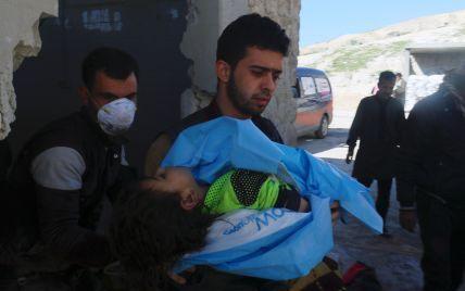 Сирия применяла химоружие более 50 раз - Тиллерсон
