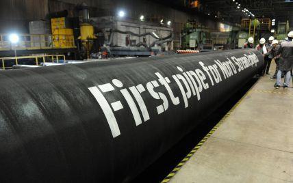 """В Литве назвали нецелесообразным строительство Россией газопровода """"Северный поток-2"""