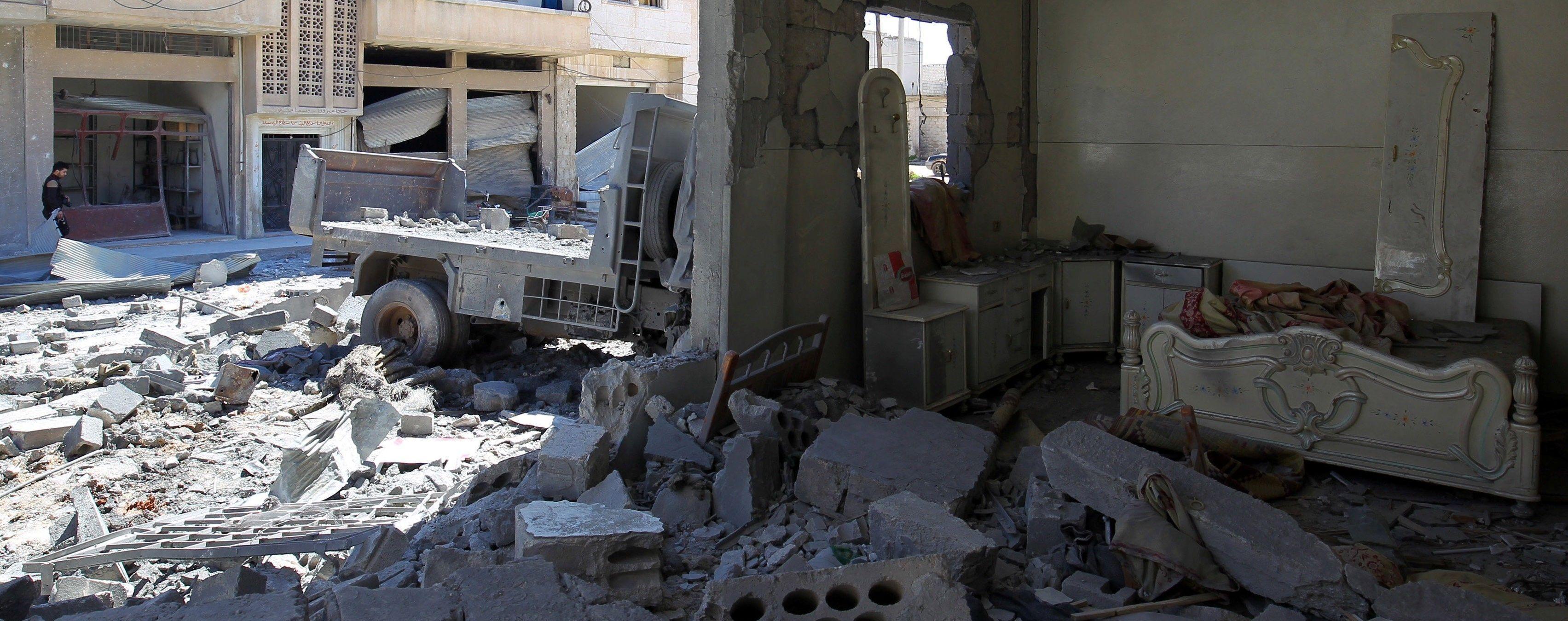 Асад и Кремль – сообщники. В МИД Украины прокомментировали удар США по Сирии