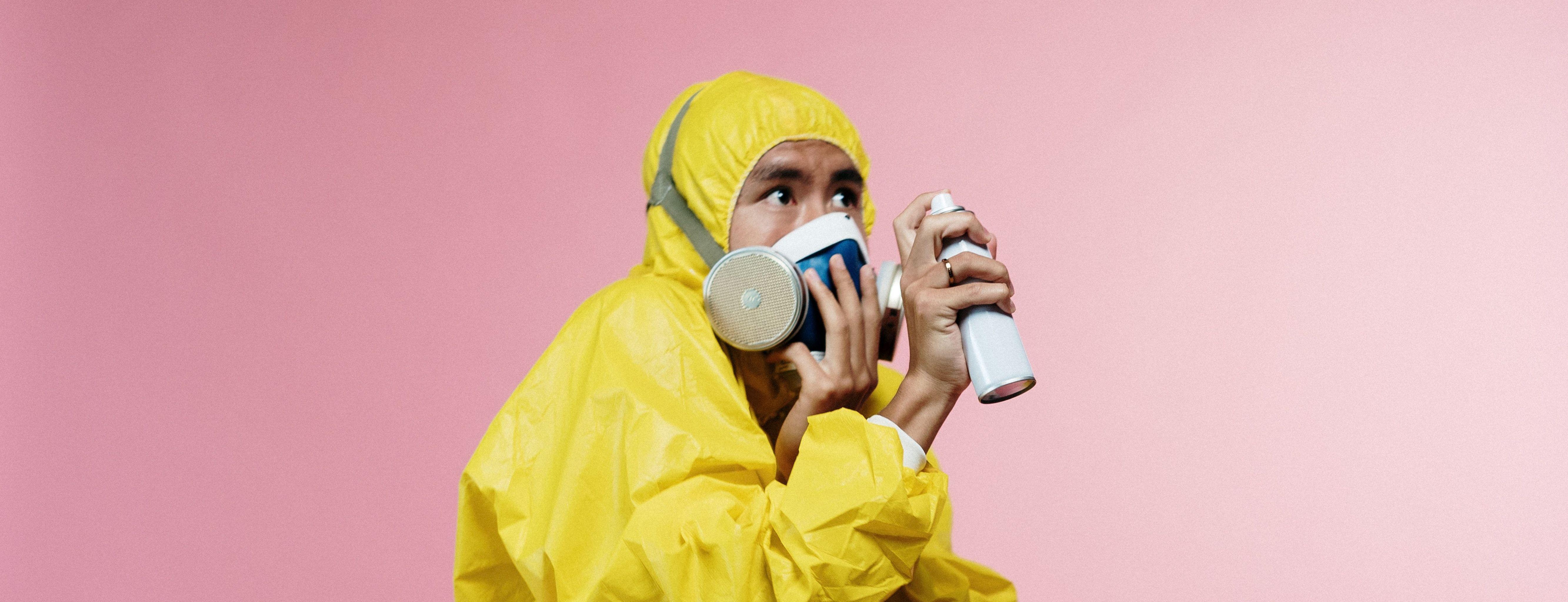 В Естонії створили спрей для носа від всіх штамів COVID-19