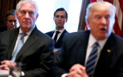 Зять Трампа встречался с руководителями российского банка, который находится под санкциями – Reuters