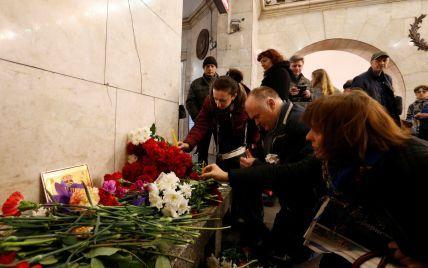 Следственный комитет опубликовал список имен 10 погибших в теракте в Санкт-Петербурге