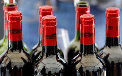 Россияне убрали крымское вино с выставки в Италии после обращения в полицию украинца