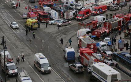 В результате взрыва в Санкт-Петербурге погибло 10 человек и 47 пострадали