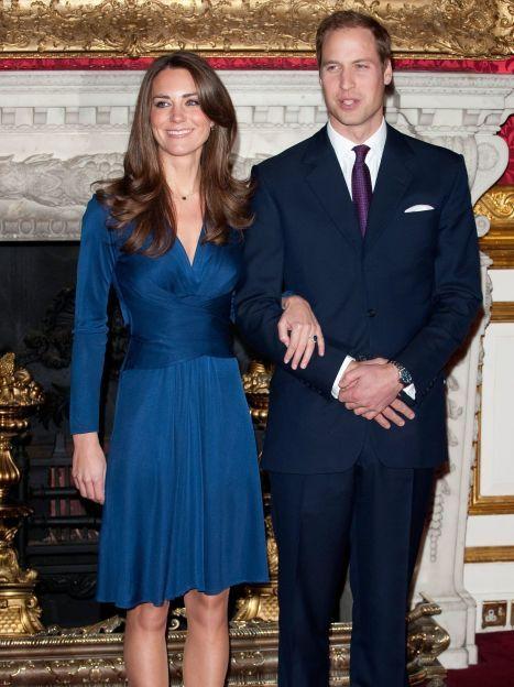 Заручини Кейт та Вільяма / © Getty Images