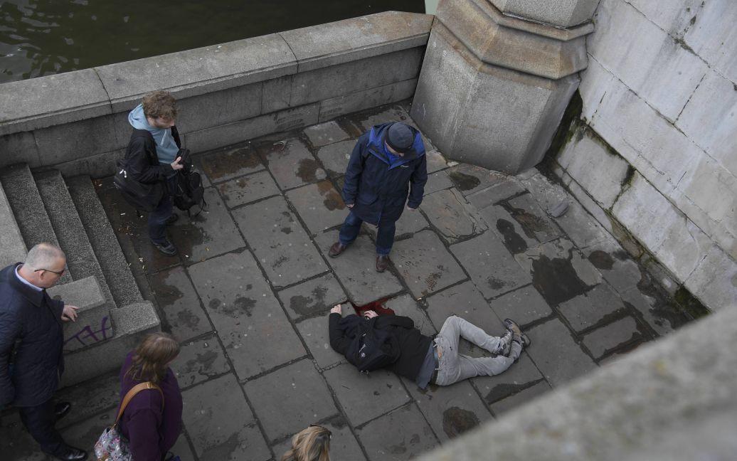 Фото с места инцидента / © Reuters