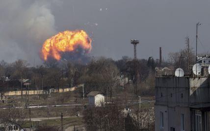 В ГСЧС сообщили о первой жертве взрывов в Балаклее