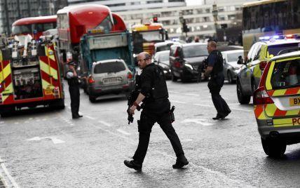 """Террористы """"Исламского государства"""" взяли на себя ответственность за теракт в Лондоне"""