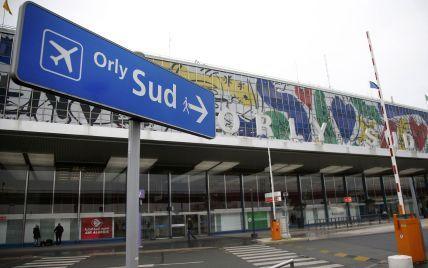Парижский аэропорт Орли эвакуировали из-за стрельбы