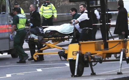 Теракт в Лондоне: число погибших возросло до пяти, еще около 40 - ранены