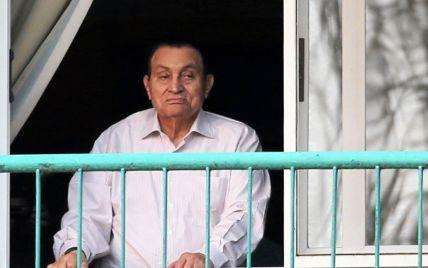 В Каире произошел взрыв тогда, когда экс-президента Мубарака выпустили на волю