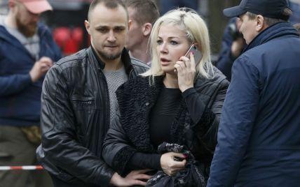 Монолог вдовы. Максакова рассказала, как будет жить без убитого мужа Вороненкова