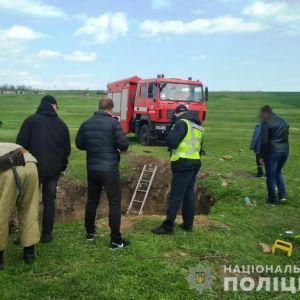 В Одеській області в колодязі знайшли мертвими чотирьох молодих людей
