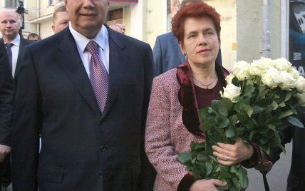 После гибели сына у жены Януковича резко ухудшилось здоровье – личный охранник