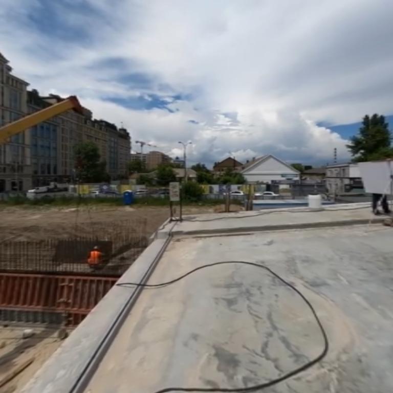 """Кличко про будівництво Подільсько-Воскресенського мосту: """"Ми вже на фінальній стадії"""""""