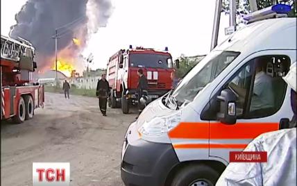 Врачи призывают доноров сдавать кровь для жертв пожара в Василькове