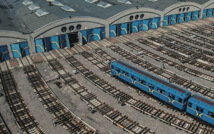 У Кличко заявили, что из-за недостатка денег метро Киева может остановиться через месяц