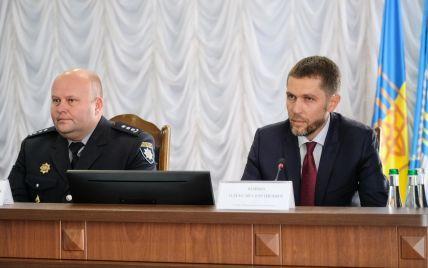 На Буковине появился новый руководитель областной полиции