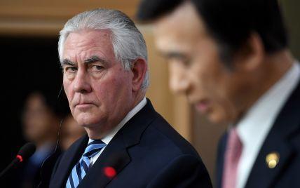 Тиллерсон допустил возможность военных действий против Северной Кореи