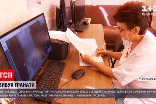 Новости Украины: в каком состоянии 4-летняя девочка, пострадавшая при взрыве в Каменце-Подольском