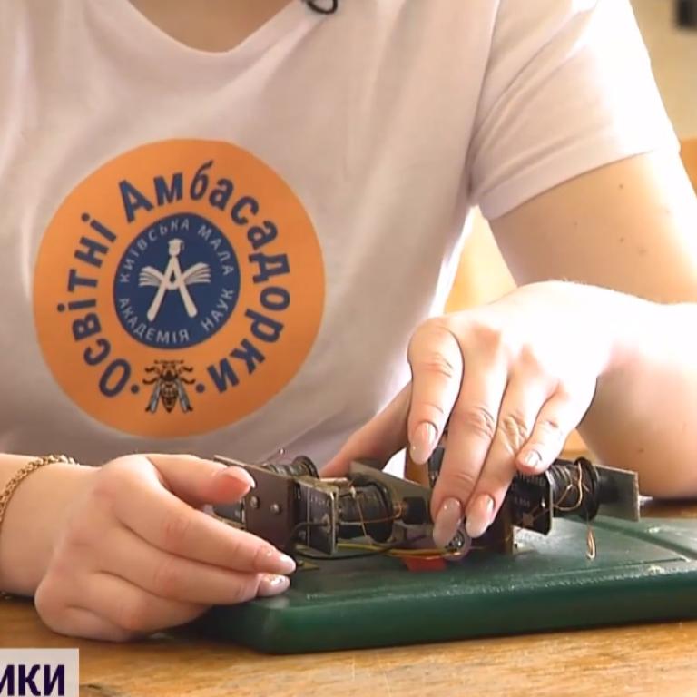 Дерево-генератор: юні українські винахідники отримали нагороди на олімпіаді в Туреччині
